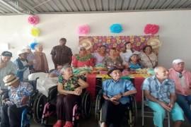 Lar São Vicente de Paulo promove Festa Junina para os idosos