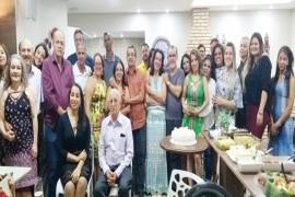 Confraternização da Equipe da Saúde do Lar São Vicente de Paulo
