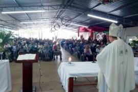 Lar São Vicente de Paulo celebra Natal com os idosos!