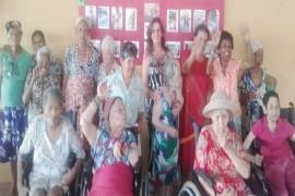 Lar São Vicente de Paulo celebra dia da Mães