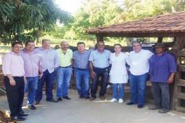 Prefeito de Formosa visita o Lar São Vicente de Paulo