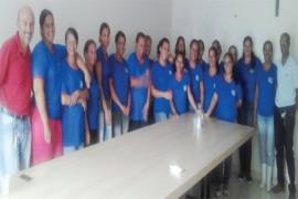 Diretoria do Lar São Vicente realiza reuniões com equipes de trabalho
